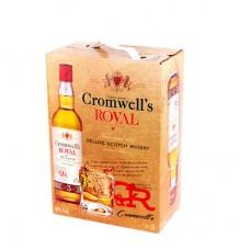 Виски Кромвеллс  (Cromwell's)  3 литра