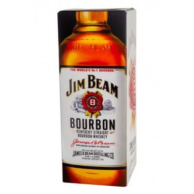 Виски Jim Beam (Джим Бим)  2 литра