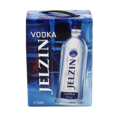 Jelzin (Водка Ельцин)  3 литра